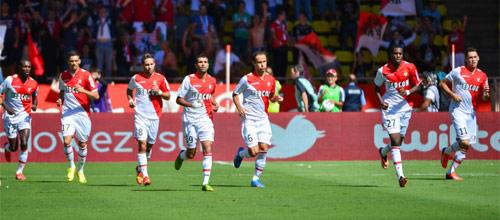 Франция, Лига 1: Лорьян - Монако
