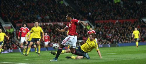 Чемпионат Англии: Манчестер Юнайтед - Мидлсбро