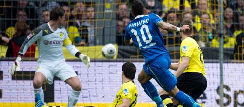 Чемпионат Германии: Хоффенхайм - Боруссия Дортмунд