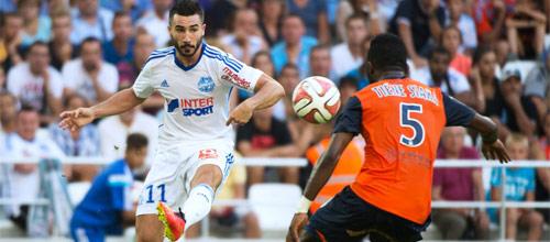 Чемпионат Франции: Марсель - Монпелье