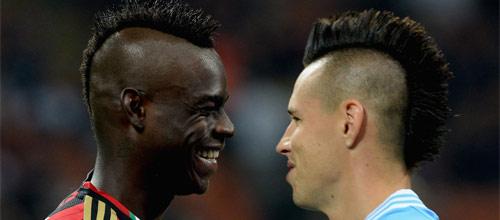 Чемпионат Италии: Милан - Наполи