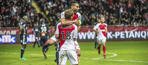 Франция, Лига 1: Марсель - Монако