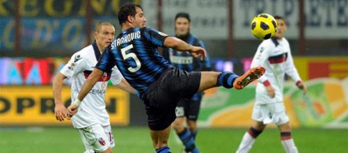Кубок Италии: Интер - Болонья