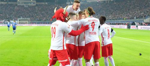 Чемпионат Германии: РБ Лейпциг - Гамбург