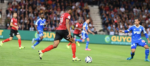 Франция, Лига 1: Марсель - Генгам