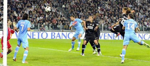 Кубок Италии: Ювентус - Наполи