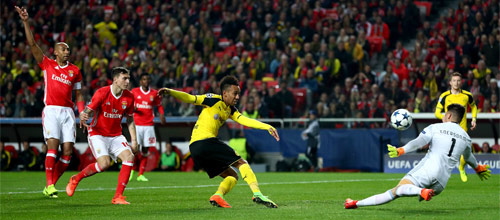 Лига Чемпионов: Боруссия Дортмунд - Бенфика
