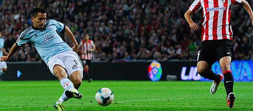 Чемпионат Испании: Сельта - Атлетик Бильбао