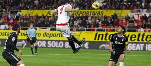 Чемпионат Испании: Севилья - Гранада
