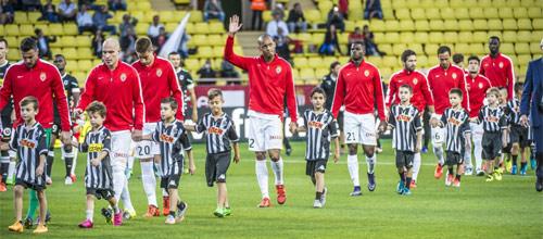 Франция, Лига 1: Анже - Монако