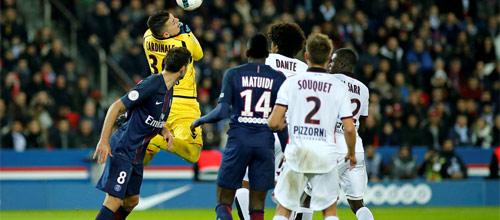 Франция, Лига 1: Ницца - ПСЖ