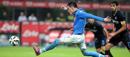 Италия, Серия А: Интер - Наполи
