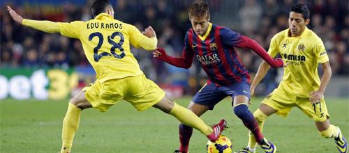 Чемпионат Испании: Барселона - Вильярреал