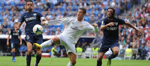 Чемпионат Испании: Малага - Реал Мадрид