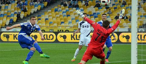 Чемпионат Украины: Динамо Киев - Черноморец
