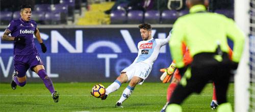 Италия, Серия А: Наполи - Фиорентина