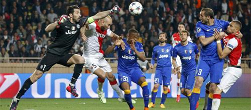 Лига Чемпионов: Монако - Ювентус