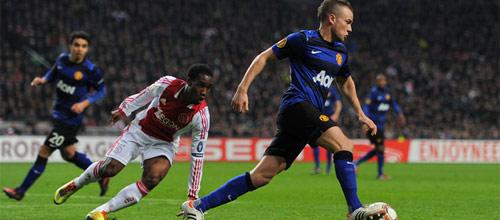 Лига Европы: Аякс - Манчестер Юнайтед