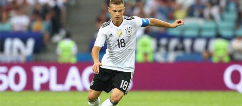 Кубок Конфедераций: Германия - Мексика