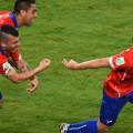 Кубок Конфедераций: Португалия - Чили