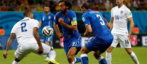 Международные товарищеские матчи: Италия - Уругвай
