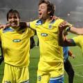Лига Чемпионов, квалификация: АПОЭЛ - Дюделанж