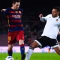 Чемпионат Испании: Валенсия - Барселона