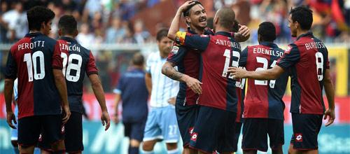 Чемпионат Италии: Дженоа - Беневенто