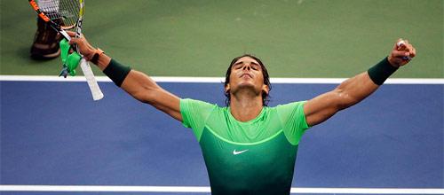 ATP, Австралия: Рафаэль Надаль - Диего Шварцман