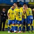 Чемпионат Испании: Лас-Пальмас - Валенсия