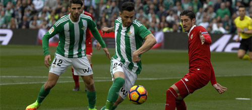 Чемпионат Испании: Севилья - Бетис