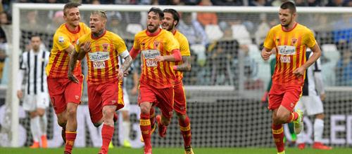 Чемпионат Италии: Рома - Беневенто