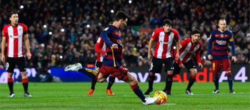 Чемпионат Испании: Барселона - Атлетик Бильбао