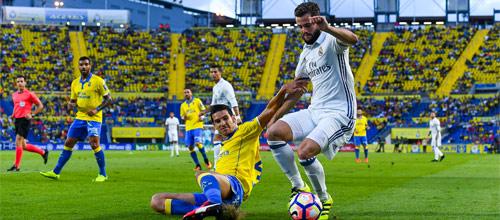 Чемпионат Испании: Лас-Пальмас - Реал Мадрид