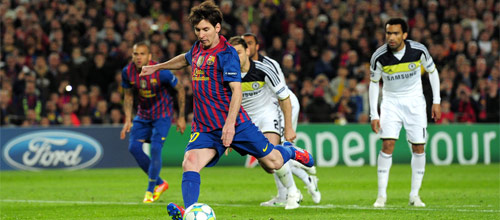 Лига Чемпионов: Барселона - Челси