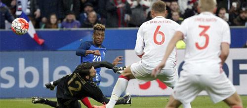 Товарищеские матчи: Россия - Франция