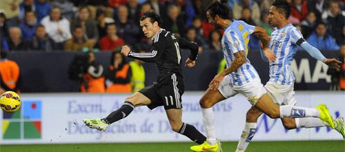 Чемпионат Испании: Малага - Реал