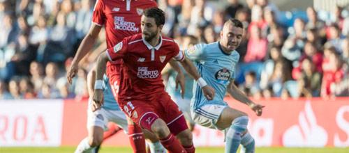 Чемпионат Испании: Сельта - Севилья