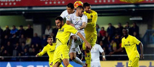 Чемпионат Испании: Вильярреал - Реал