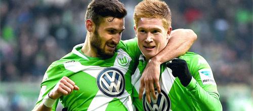 Германия, Бундеслига, стыковые матчи: Вольфсбург - Хольштайн Киль