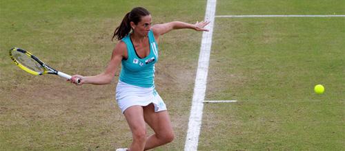 WTA Палермо: Роберта Винчи - Карин Кнапп