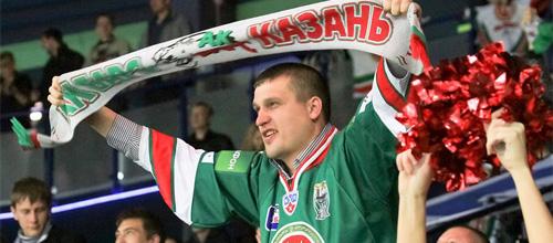 Чемпионат КХЛ: Ак Барс - Автомобилист