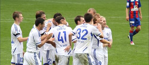 Россия, Премьер-Лига: ЦСКА - Динамо