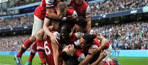 Английская Премьер-Лига: Норвич - Арсенал