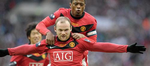 Английская Премьер-Лига: Манчестер Юнайтед - Сток Сити