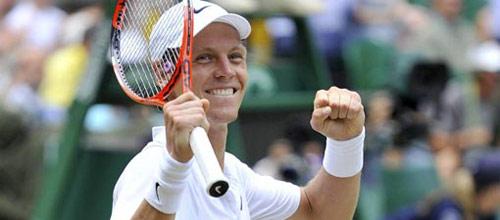 ATP World Tour Finals: Энди Маррей - Томаш Бердых