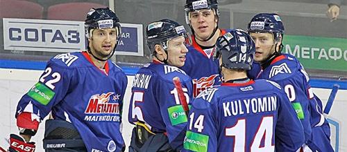 Чемпионат КХЛ: Металлург М - Авангард