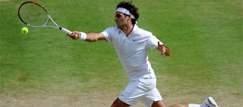 ATP, Ролан Гаррос, Париж: Р.Федерер - Ж.Беннето