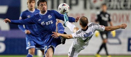 Чемпионат России, Премьер-Лига: Динамо - Волга