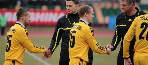 Лига Европы: Мислами - Шахтер Солигорск